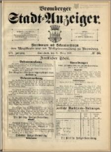 Bromberger Stadt-Anzeiger, J. 16, 1899, nr 20