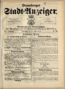 Bromberger Stadt-Anzeiger, J. 16, 1899, nr 21