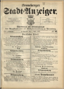 Bromberger Stadt-Anzeiger, J. 16, 1899, nr 26