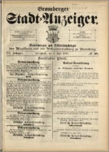 Bromberger Stadt-Anzeiger, J. 16, 1899, nr 28