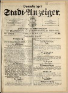 Bromberger Stadt-Anzeiger, J. 16, 1899, nr 29