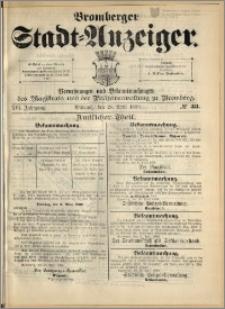 Bromberger Stadt-Anzeiger, J. 16, 1899, nr 33