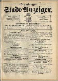 Bromberger Stadt-Anzeiger, J. 16, 1899, nr 34