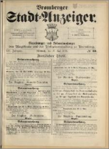 Bromberger Stadt-Anzeiger, J. 16, 1899, nr 39