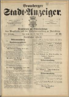 Bromberger Stadt-Anzeiger, J. 16, 1899, nr 40