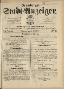 Bromberger Stadt-Anzeiger, J. 16, 1899, nr 41