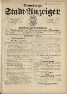 Bromberger Stadt-Anzeiger, J. 16, 1899, nr 42