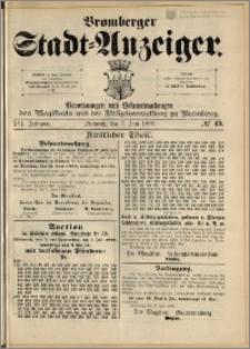 Bromberger Stadt-Anzeiger, J. 16, 1899, nr 45