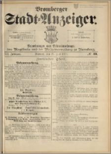 Bromberger Stadt-Anzeiger, J. 16, 1899, nr 49