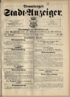 Bromberger Stadt-Anzeiger, J. 16, 1899, nr 63