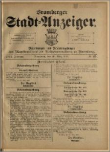 Bromberger Stadt-Anzeiger, J. 18, 1901, nr 27