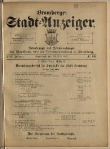 Bromberger Stadt-Anzeiger, J. 18, 1901, nr 43