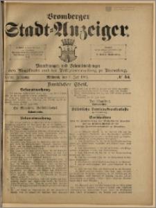Bromberger Stadt-Anzeiger, J. 18, 1901, nr 54