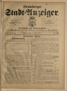 Bromberger Stadt-Anzeiger, J. 18, 1901, nr 58