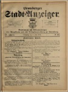 Bromberger Stadt-Anzeiger, J. 19, 1902, nr 54