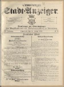 Bromberger Stadt-Anzeiger, J. 20, 1903, nr 7