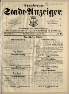 Bromberger Stadt-Anzeiger, J. 20, 1903, nr 42