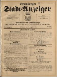Bromberger Stadt-Anzeiger, J. 20, 1903, nr 56