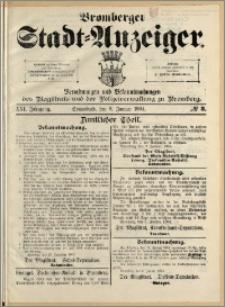 Bromberger Stadt-Anzeiger, J. 21, 1904, nr 3
