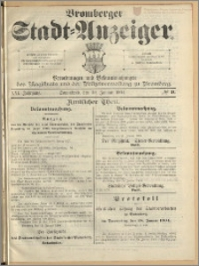 Bromberger Stadt-Anzeiger, J. 21, 1904, nr 9