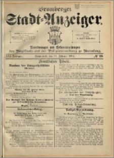Bromberger Stadt-Anzeiger, J. 21, 1904, nr 13