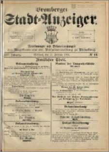 Bromberger Stadt-Anzeiger, J. 21, 1904, nr 14
