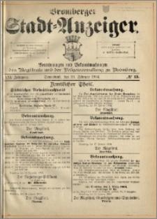 Bromberger Stadt-Anzeiger, J. 21, 1904, nr 15