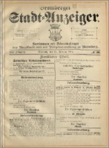 Bromberger Stadt-Anzeiger, J. 21, 1904, nr 16