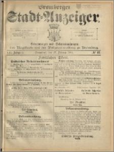 Bromberger Stadt-Anzeiger, J. 21, 1904, nr 17