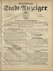 Bromberger Stadt-Anzeiger, J. 21, 1904, nr 18