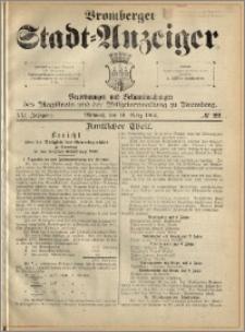 Bromberger Stadt-Anzeiger, J. 21, 1904, nr 22