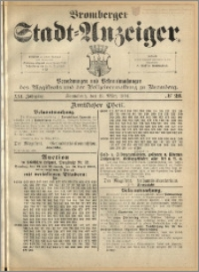 Bromberger Stadt-Anzeiger, J. 21, 1904, nr 23
