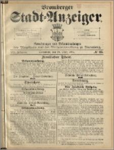 Bromberger Stadt-Anzeiger, J. 21, 1904, nr 25