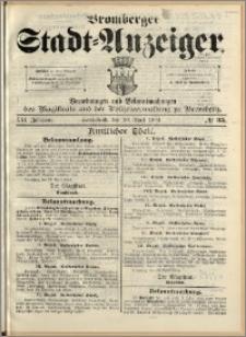 Bromberger Stadt-Anzeiger, J. 21, 1904, nr 35