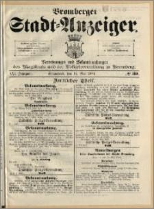 Bromberger Stadt-Anzeiger, J. 21, 1904, nr 39