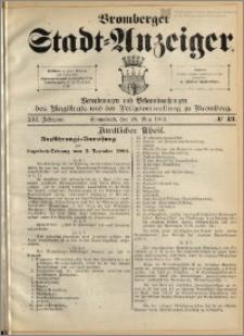 Bromberger Stadt-Anzeiger, J. 21, 1904, nr 43