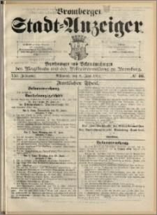 Bromberger Stadt-Anzeiger, J. 21, 1904, nr 46