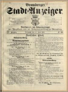 Bromberger Stadt-Anzeiger, J. 21, 1904, nr 48