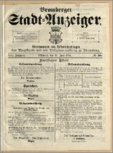 Bromberger Stadt-Anzeiger, J. 21, 1904, nr 50
