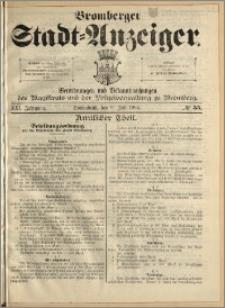 Bromberger Stadt-Anzeiger, J. 21, 1904, nr 55