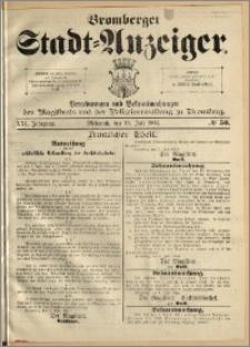 Bromberger Stadt-Anzeiger, J. 21, 1904, nr 56