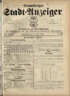 Bromberger Stadt-Anzeiger, J. 21, 1904, nr 57