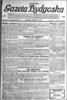 Gazeta Bydgoska 1923.02.04 R.2 nr 27