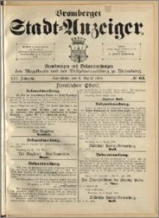Bromberger Stadt-Anzeiger, J. 21, 1904, nr 63