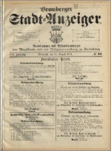 Bromberger Stadt-Anzeiger, J. 21, 1904, nr 66