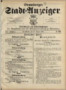 Bromberger Stadt-Anzeiger, J. 21, 1904, nr 69