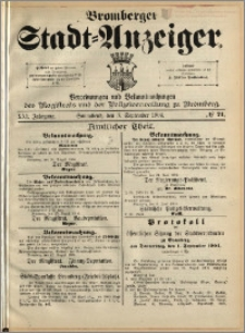 Bromberger Stadt-Anzeiger, J. 21, 1904, nr 71