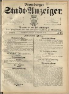 Bromberger Stadt-Anzeiger, J. 21, 1904, nr 73