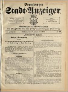 Bromberger Stadt-Anzeiger, J. 21, 1904, nr 78