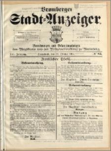 Bromberger Stadt-Anzeiger, J. 21, 1904, nr 85